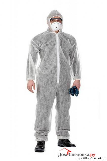 cf7688d2bd532 Одежда для защиты от химических воздействий. Комбинезон